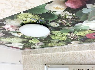 洋室壁紙張替え