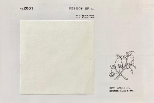 銀河No.2001